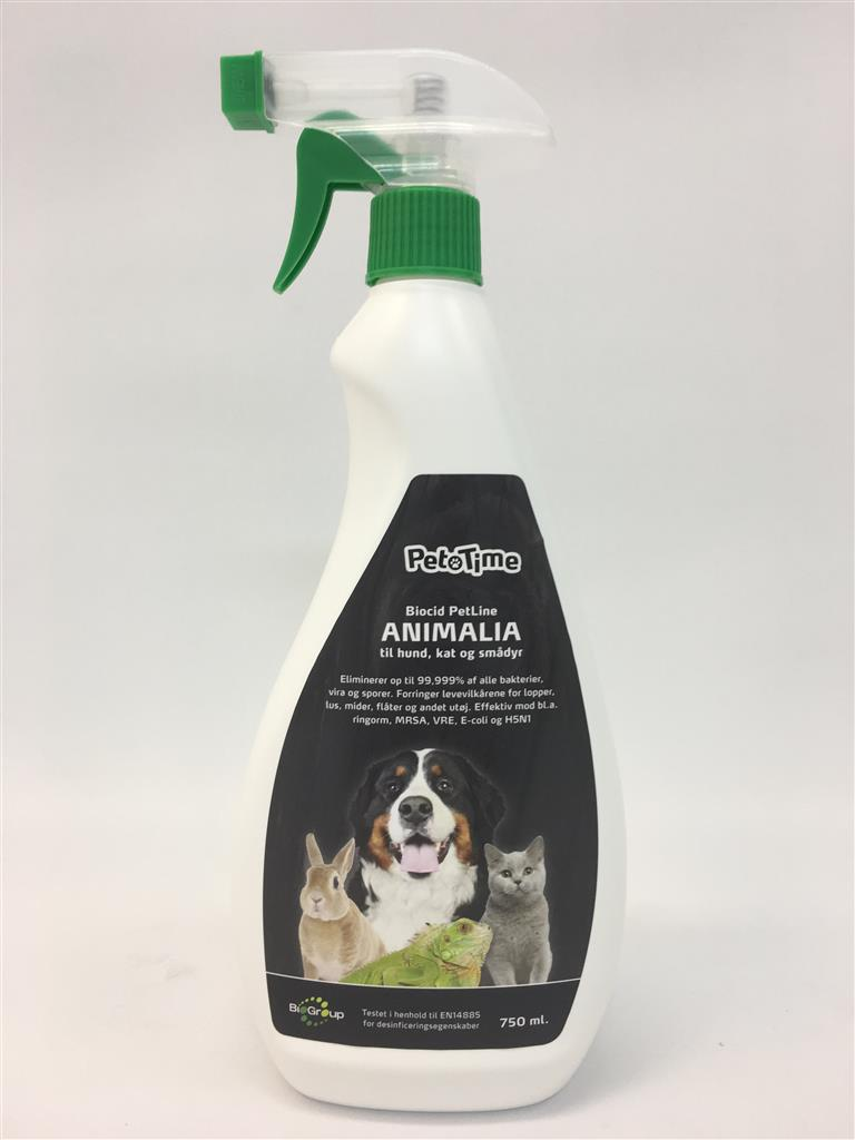 PetTime Animalia 750 ml. (Petline)