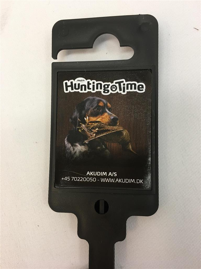 HuntingTime halsbånd nylon orange 20mm/35-55cm