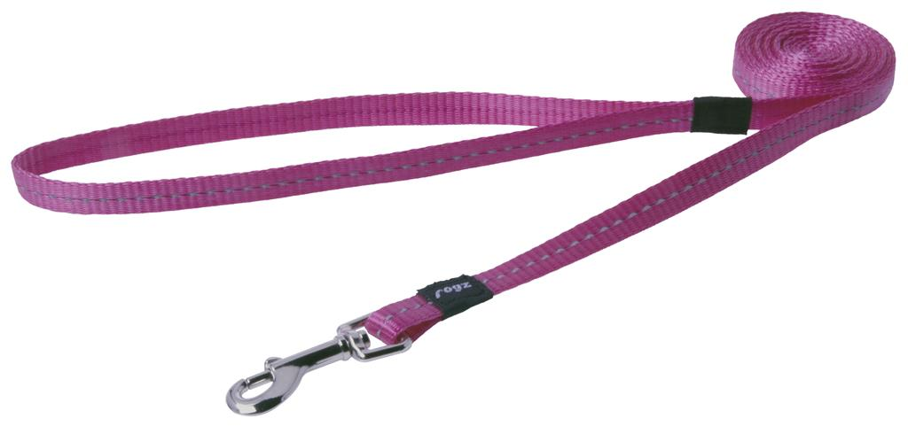 NITELIFE FIXED LINE 11mm 180CM PINK REFLECTIVE