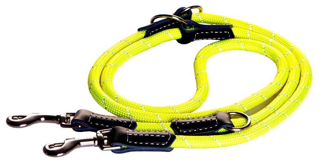 ROPE DRESSURLINE 9MM 200CM DAYGLOW