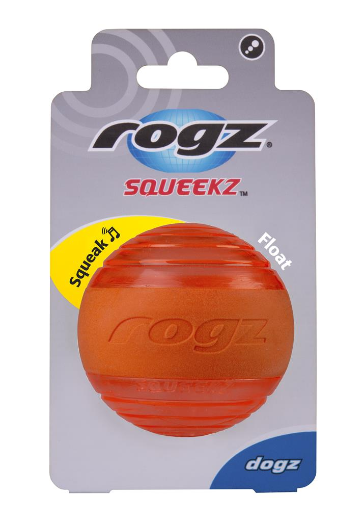 SQUEEKZ BOLD Ø6,4CM, ORANGE