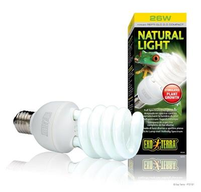 ExoTerra Natural Light, 25W