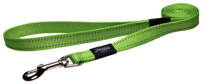 FANBELT FIXED LINE 20mm 140cm LIME REFLECTIVE