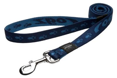 EVEREST FIXED LANG LINE 25mm 180cm NAVY MØNSTER