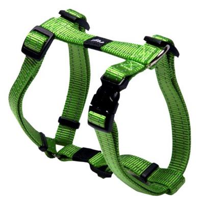 SNAKE H-SELE 16mm 32-52cm LIME REFLECTIVE