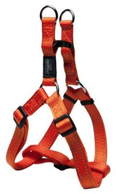 FANBELT STEP IN SELE 20mm 53-76cm ORANGE