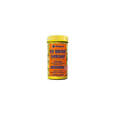 FD Brine Shrimp 100 ml. / 8 g.