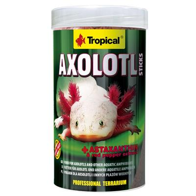 Axolotl Sticks 250 ml. / 135 g.