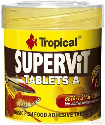 Supervit Tablets A 50 ml. / 36 g.