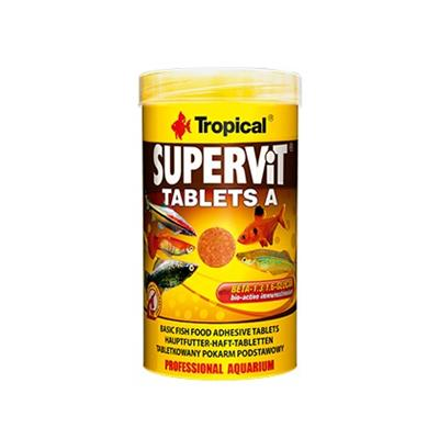Supervit Tablets A 250 ml. / 150 g. ca. 340 stk.