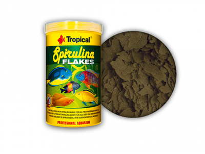 Spirulina Flakes 100 ml. / 20 g.